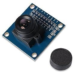 SunRobotics OV7670 VGA CMOS Camera Image Sensor Module 640x480 Best for DIY Cam Arduino Raspberry PI Compatible