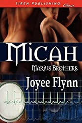 Micah [The Marius Brothers 1] (Siren Publishing Classic Manlove) by Joyee Flynn (2010-11-02)
