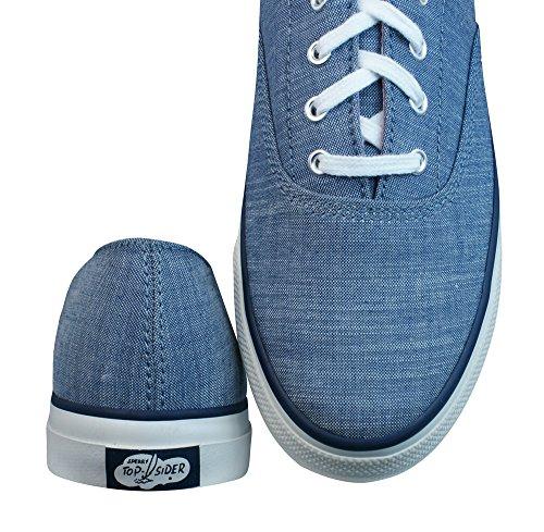 Sperry CVO Chambray Les chaussures de pont de la femme Navy