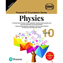Pearson IIT Foundation Series - Physics - Class 10