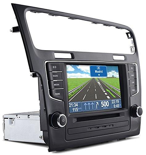 Radio Navegador GPS - 2 DIN pantalla 7
