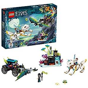 LEGO Resa Dei Conti Tra Emily E Noctura Costruzioni Piccole Gioco o 669 LEGO elves LEGO