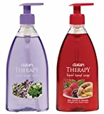 Dalan Therapy Liquid Soap Combo Pack of ...