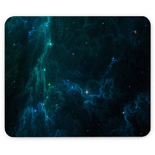 space-10054-star-designer-leather-mouse-pad-with-colourful-design-strong-anti-slip-base-for-optimum-