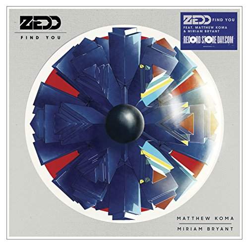 Find You [Vinyl LP] (Zedd Vinyl)