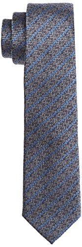 ESPRIT Collection Herren Krawatte 106EO2Q015, Blau (Blue 430), One Size