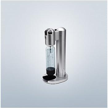 HomeBar Smart W silver Machine à sodas