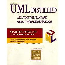 UML Distilled: Applying the Standard Object Modelling Language (Addison-Wesley Object Technology Series)