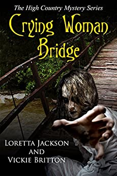 Book cover image for Crying Woman Bridge