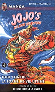 Battle Tendency - Jojo's Bizarre Adventure Saison 2 Edition simple Tome 1