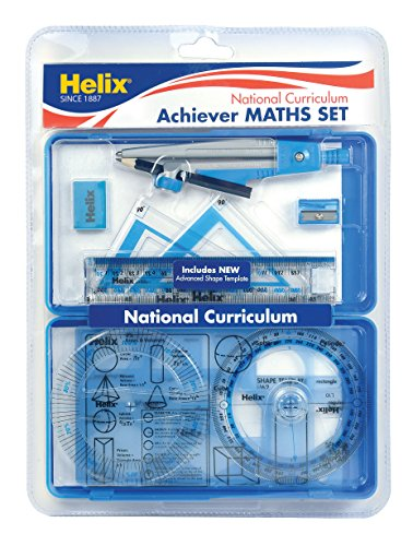 Helix Achiever Maths Geometrie-Set
