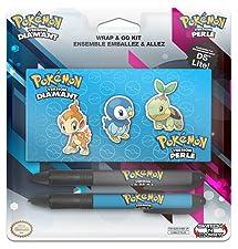 BD&A Bensussen Deutsch & Associates MINI PAK KIT Pokemon Pack accessori