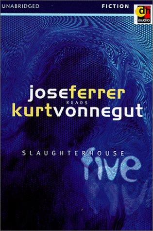 Buchseite und Rezensionen zu 'Slaughterhouse-five' von Kurt Vonnegut