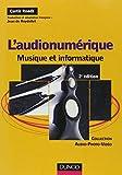 L'audionumérique - Musique et informatique