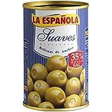 La Española Aceitunas Verdes Rellenas De Anchoa Suaves - 300 gr