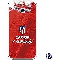 Atlético de Madrid Carcasa Oficial Coraje y corazón Samsung Galaxy A5 2017  - La Casa de c4f629e10a3a2