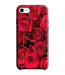 Mintzz Silicon Printed Back Cover For Apple Iphone 7