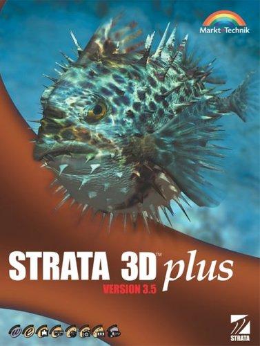 Strata 3D Plus: Version 3.5 (M+T Software)