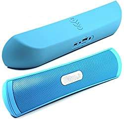 Erry HiFi BE13 Bluetooth Portable Mini Sound Bar Speaker - Blue