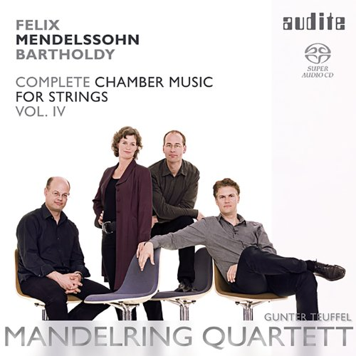 Complete Chamber Music for Strings Vol.4