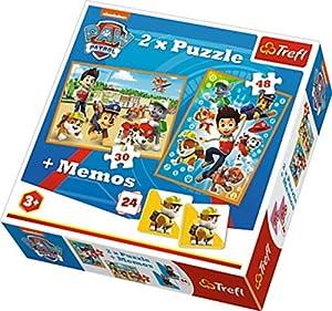 Trefl 90790 Puzzle Puzzle - Rompecabezas (Puzzle Rompecabezas, Dibujos, Niños, Niño/niña, 3 año(s), Interior)
