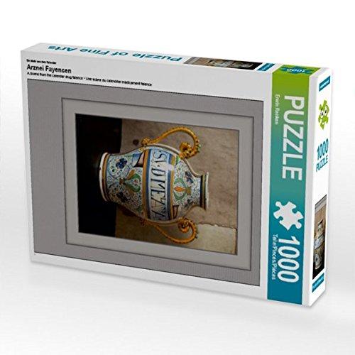 Ein Motiv aus Dem Kalender Arznei Fayencen 1000 Teile Puzzle Hoch