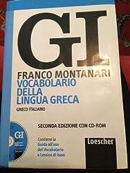 Vocabolario Greco-italiano GI