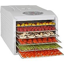 Kitchen Chef KYS333B Pro Déshydrater de Fruits/Légumes 500 W