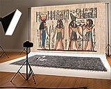 YongFoto 1,5x1m Vinilo Fondos Fotograficos Egipto Pared Pintar Artístico Creencia Religión Fondos para Fotografia Fiesta Niños Boby Boda Adulto Retrato Personal Estudio Fotográfico Accesorios