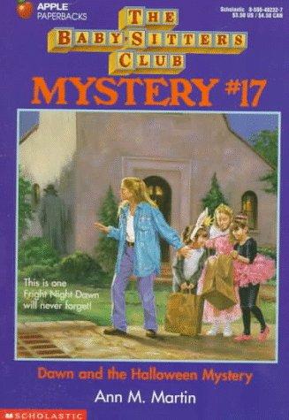 en Mystery (Baby-Sitters Club Mysteries) (Halloween Babysitter)