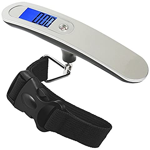Travel Buddy - Stainless Steel Luggage Scale LS1 2017 -