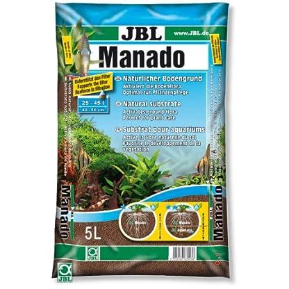 JBL Manado Natural substrate for freshwater aquariums 1