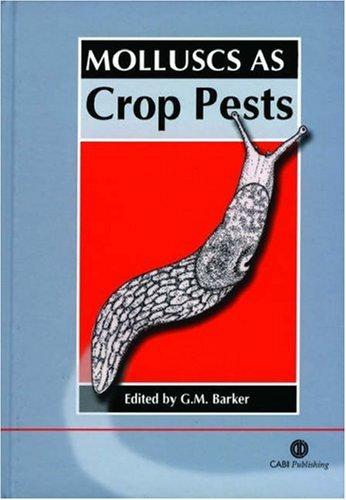 Molluscs as Crop Pests