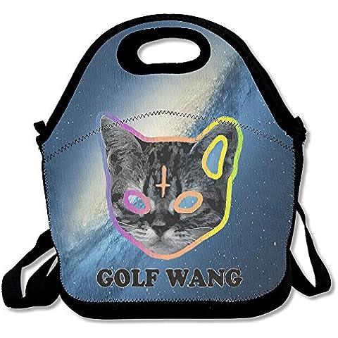 Yean Odd futuro OFWGKTA Golf Wang gato bolsa almuerzo alimentos bolsa