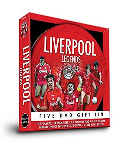 Demand Media Liverpool Legends [DVD]