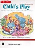 Childs Play : für Altsaxophon und Klavier