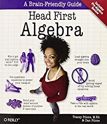 Head First Algebra: A Learner's Guide to Algebra I by Tracey Pilone (2009-01-05)