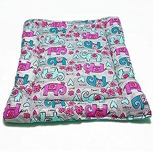 Katzenmatte -Süße Elefanten – mit Katzenminze/Baldrian