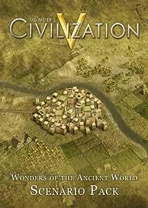 Sid Meier's Civilization V : Pack Scénario - Merveilles du monde Antique [Code jeu]