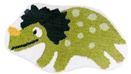 kids-dinosaur-tappeto-bianco-verde-40x-60cm