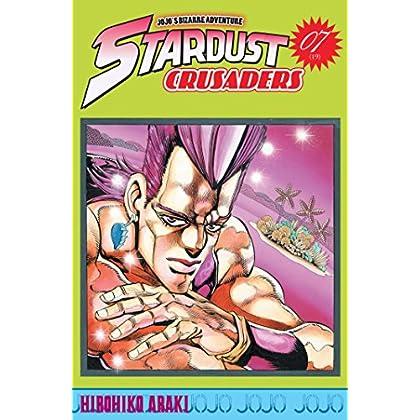 STARDUST CRUSADERS T07