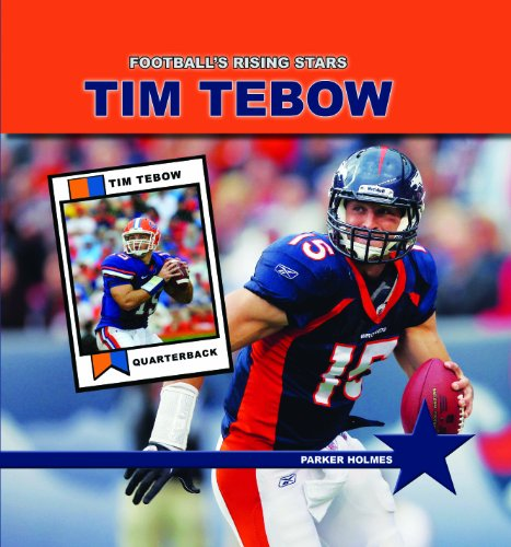 Tim Tebow (Football's Rising Stars) -