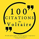 100 citations de Voltaire