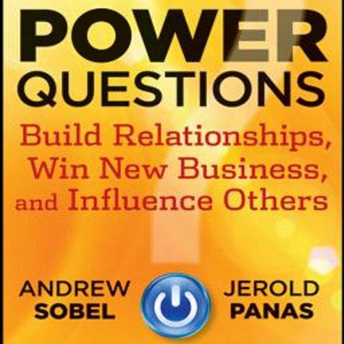 Power Questions  Audiolibri