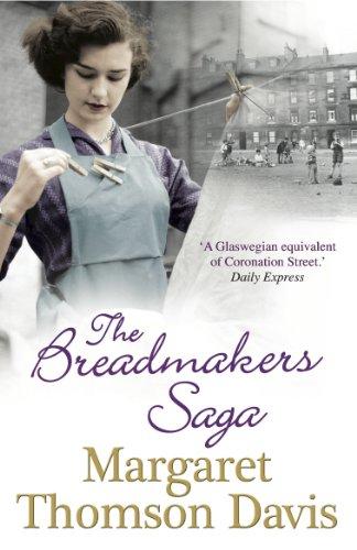 The Breadmakers Saga (English Edition) por Margaret Thomson Davis