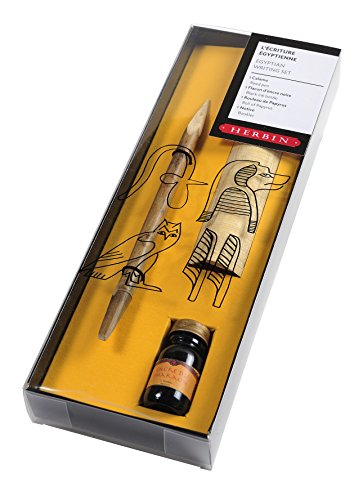 J.Herbin 28000T - Calligraphy game, Egyptian design