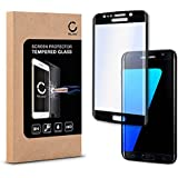 CELLONIC® Protection d'écran en verre trempé pour Samsung Galaxy S7 Edge (SM-G935 / SM-G935F) (HD-Qualité / 0,33mm / 3D Full Cover / haute transparence) Tempered Glass