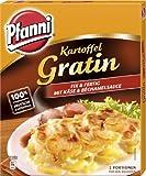 Pfanni Kartoffelgratin mit Käse und Béchamelsauce, 5 x 2 Portionen (5 x 400 g)