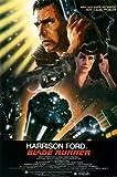 HUGE Blade Runner PAPER Poster measures 100 x 70 cm