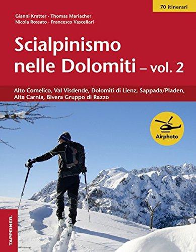 Scialpinismo nelle Dolomiti: 2